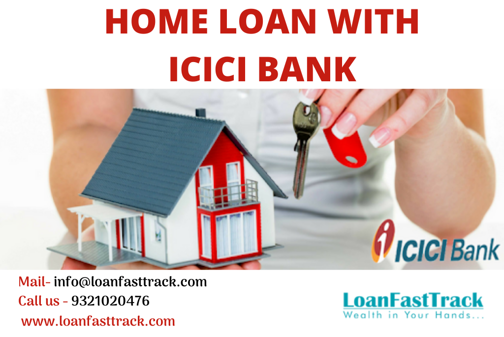 HOW TO APPLY ONLINE HOME LOAN WITH ICICI BANK