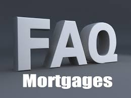 Motgage Loan FAQ