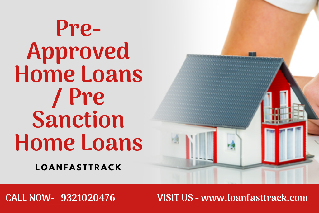 / Pre Sanction Home Loans