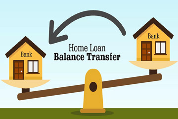 what is Home Loan Balance Transfer Service